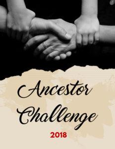 Ancestor Challenge 2018