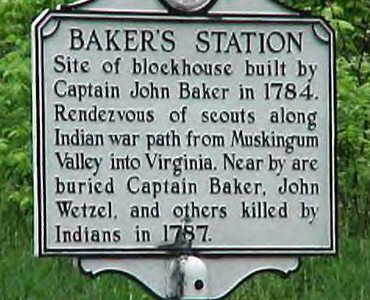 Baker's Station Historic Landmark