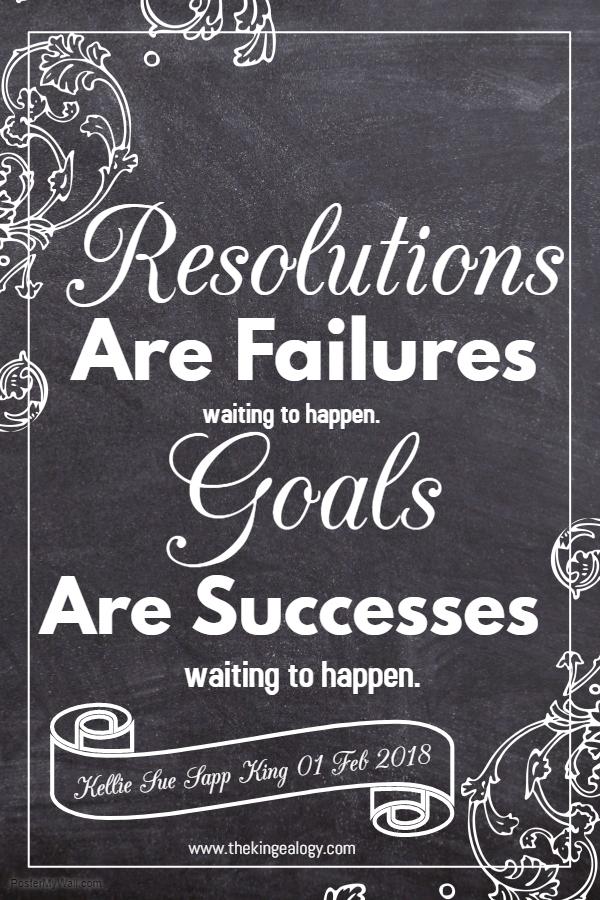 Goal Successes