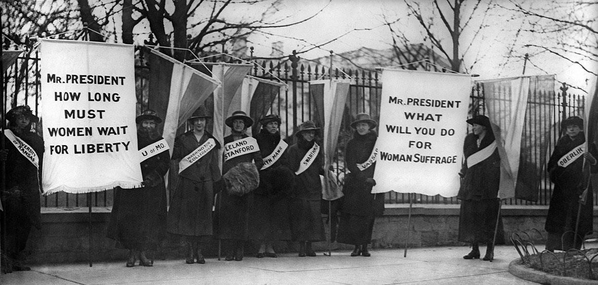 Women Suffragists